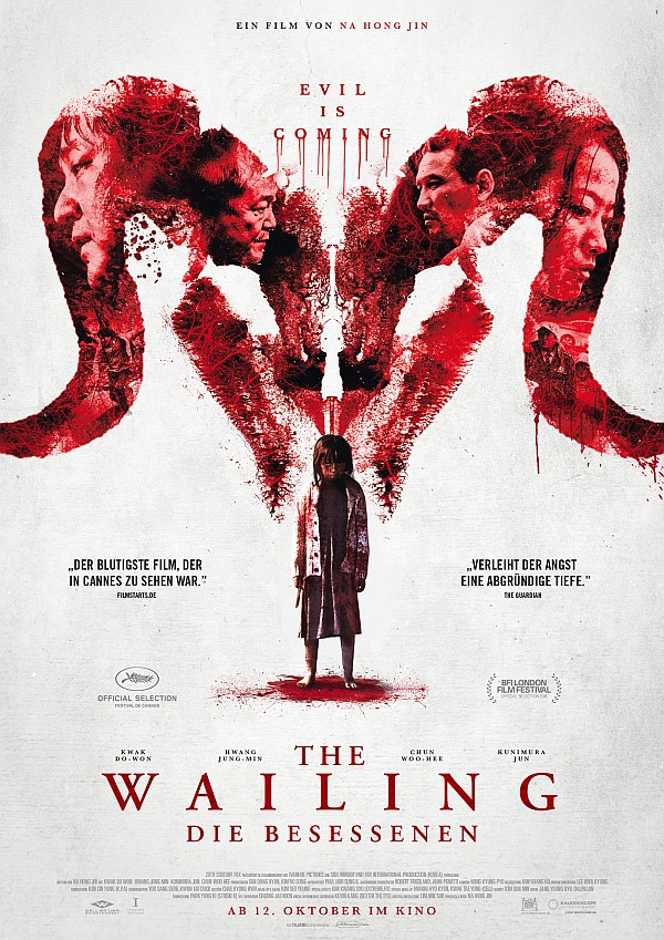 The Wailing Poster Web