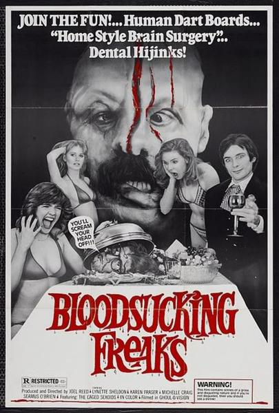 Bloodsucking Poster