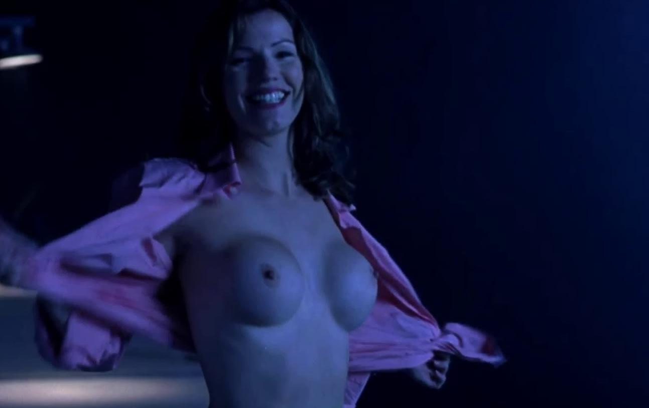 Kaye penaflor topless scene jason x