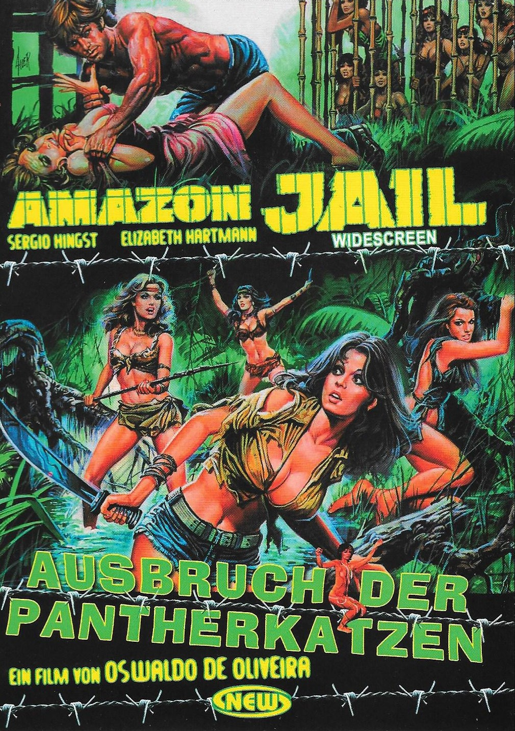 Amazon Jail Cover