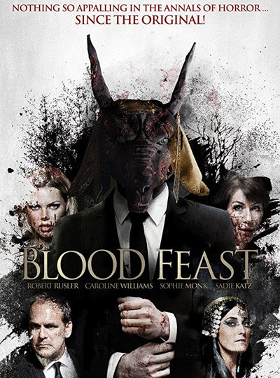 blood feats poster