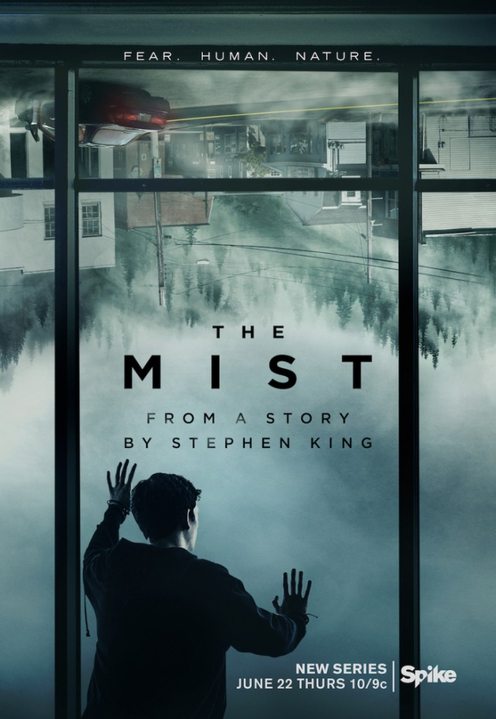 The Mist Poster 707x1024